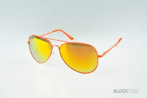 OKULARY BLOCX KAMIKAZE ORANGE