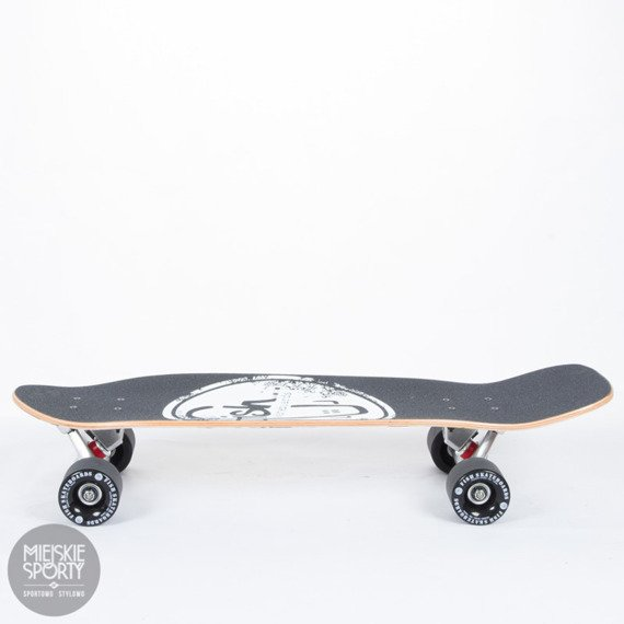 Shortboard Fish Skateboards Tequila Night Black