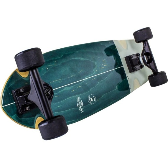 Shortboard NKD Mini Cruiser Green