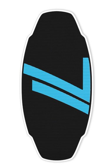 Skimboard Seventyone Logan Pro Black Neon Blue