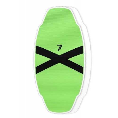 Skimboard Seventyone Logan Pro Neon Green Black X edition