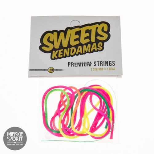 Sweets Kendamas SWEETS STRING PACK 2+1 Multi