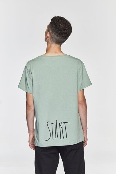 T-shirt Stant Wear Green t-shirt Route