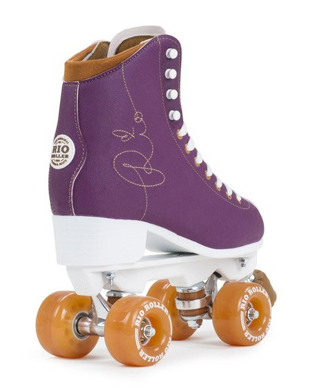 Wrotki  RIO ROLLER SIGNATURE QUAD SKATES Purple