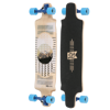 DB Longboards CONTRA MULTI-COLOR Longboard 98 cm